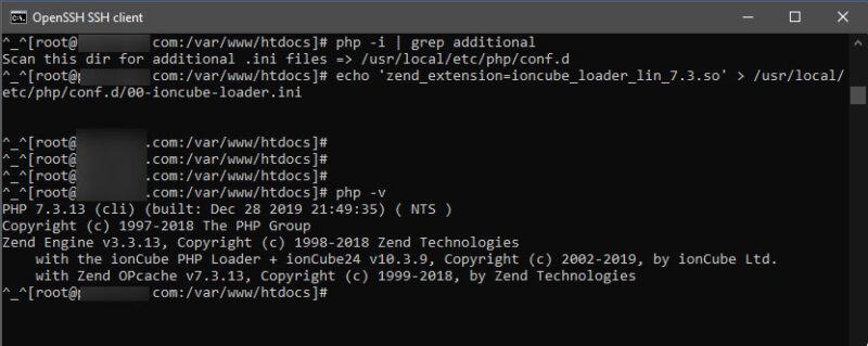 Hướng dẫn cài đặt ioncube trên EasyEngine v4 ✅ Update 2020 4