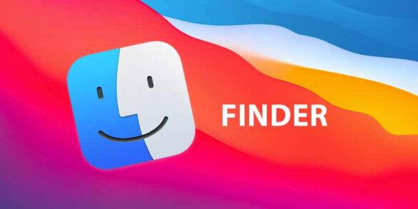 Finder macOS