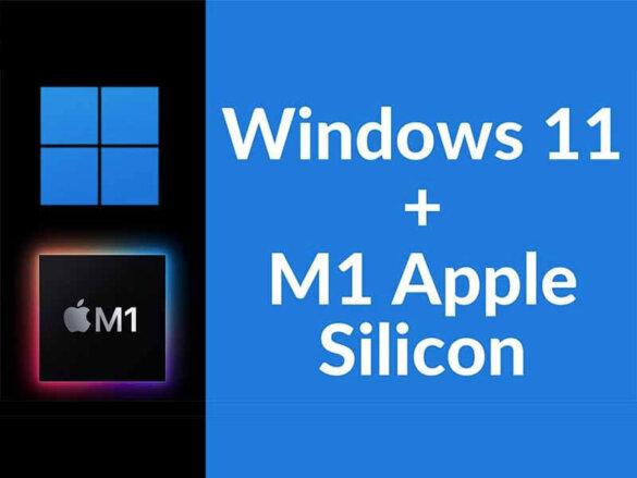 windows 11 + M1